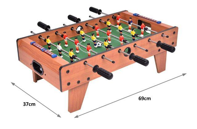 Piłkarzyki stołowe 69x37x24 Z318 - stół piłkarzyków