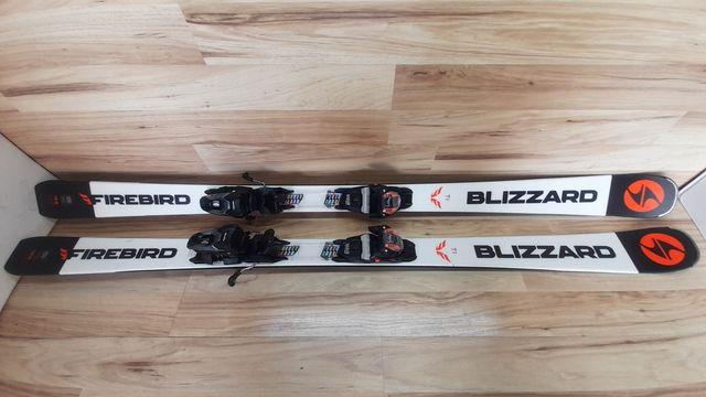 Narty 2019 BLIZZARD FIREBIRD TI 166cm Marker TPC10