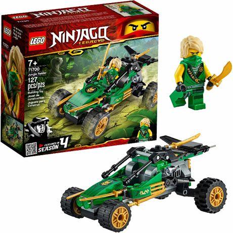 LEGO Ninjago Dżunglowy ścigacz 71700