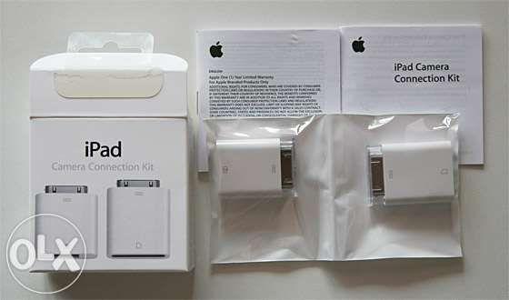 Apple iPad Camera Connection Kit (MC531) (ОРИГИНАЛ)