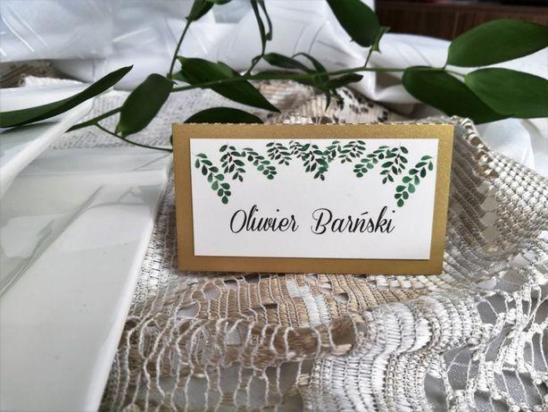 Winietki ślubne