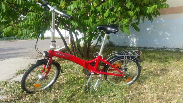 Продам раскладной  велосипед.
