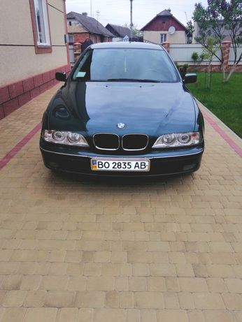 BMW 520I Хороший стан