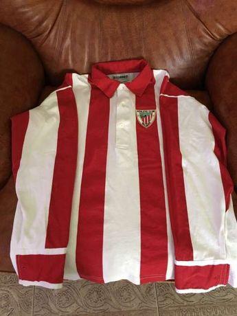 Camisola Atlético Bilbao