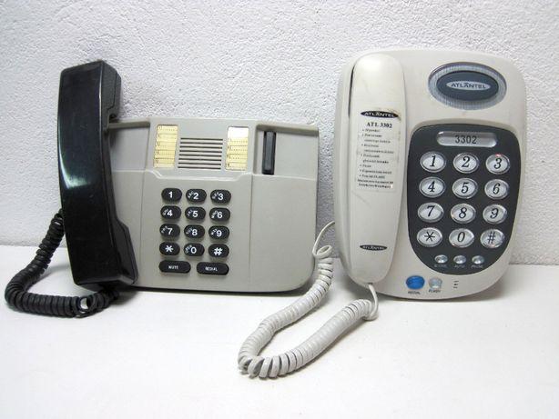 Zabytek - Dwa Telefony z minionej epoki - Wystrój lub Części