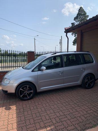 Volkswagen Turan  1.6 Bezyna