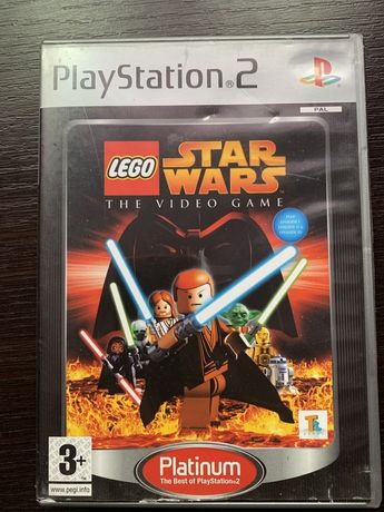Lego Star Wars: The Video Game PS2 Platinum