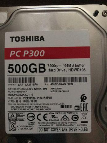 """Жесткий диск • внутренний • 500 ГБ • 3,5"""" • SATA rev. 3.0"""