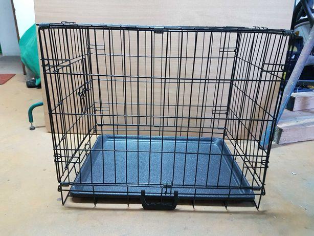 Klatka transporter dla psa