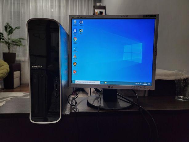 Домашний компьютер 2х2.96Ггц/8gb озу/ati 1500x/320Gb HDD/DVD-ROM