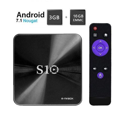 Смарт приставка для телевизора Smart R-TV Box S10