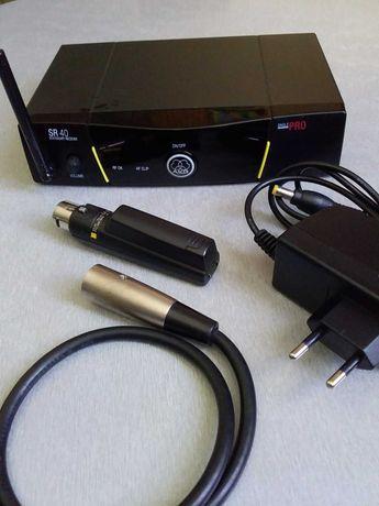 продам радиосистему AKG 40 Single Pro