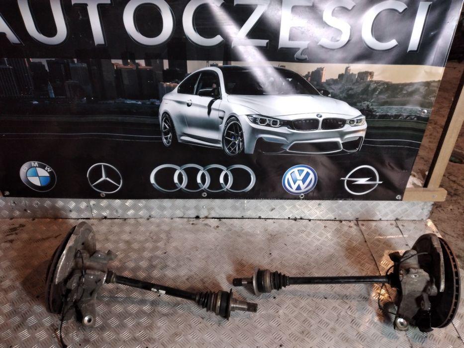BMW f06 640d zwrotnica prawa lewa tył Czerna - image 1