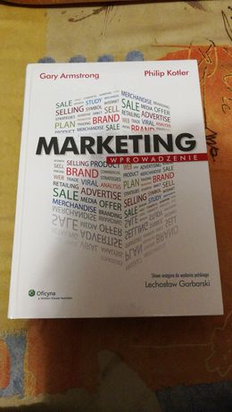Sprzedam książkę - Marketing wprowadzenie