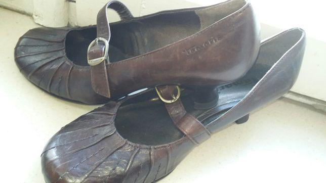 Buty czółenka skóra tamaris r.37