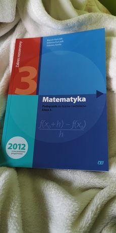Matematyka 3 Pazdro podręcznik zakres rozszerzony