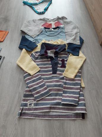 Paka ubrań 80/86