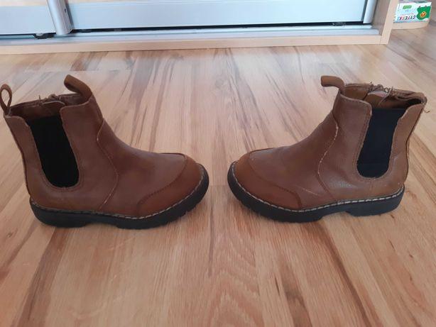 Buty jesienne dla chłopca roz. 25