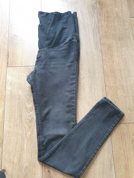 Spodnie ciążowe hm h&m s 36 szare