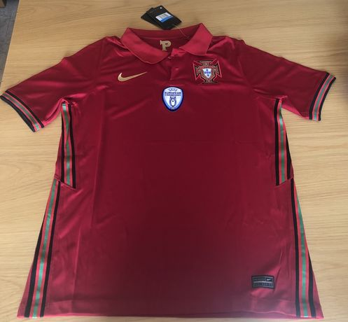 Camisola Portugal Euro 2020