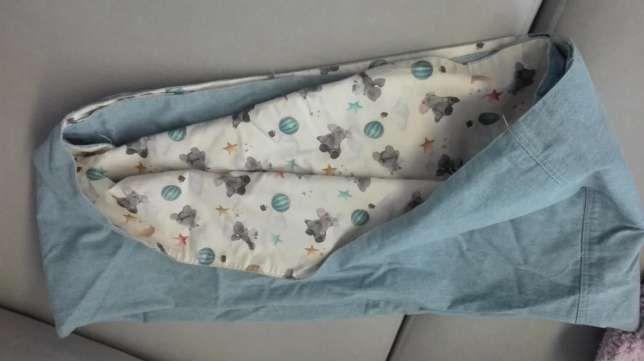 Sling para transportar bebé - NOVO