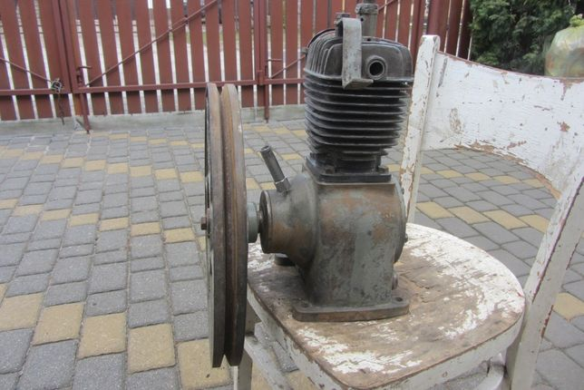 Kompresor sprężarka 1 tłokowa