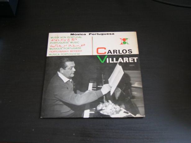 Carlos Villaret - Vinil muito raro
