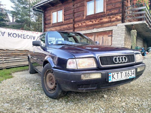 Audi 80 B4 1,9 TDi cała na części
