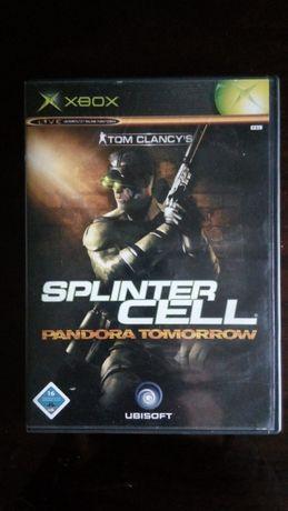 Splinter Cell Pandora Tomorrow para a Xbox original