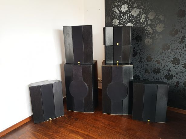 Jamo THX-One LCR 5.2 Surround sound Set of 7