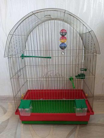Клетка для попугая 67x30x47