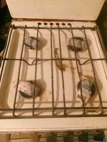 Плита Газовая 4-х конфорочная