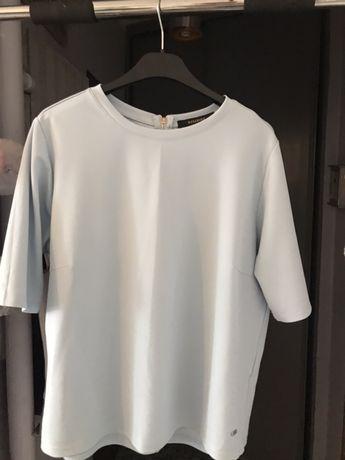 Bluzka Reserved XL niebieska