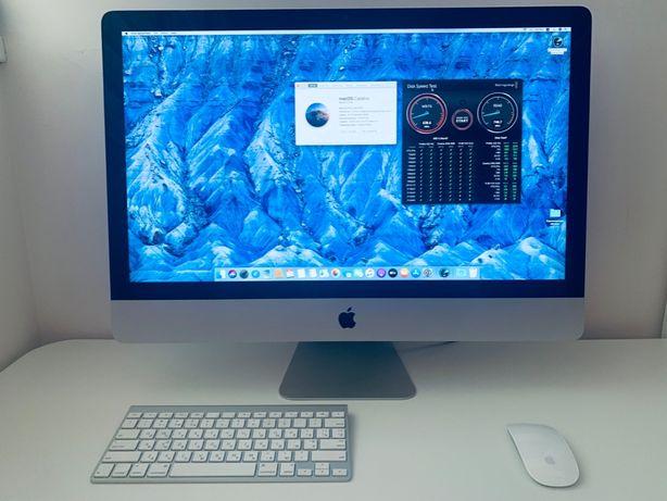Идеал Apple iMac 27 2013. i5-3.2, GT 755M, 16GB, SSD 256GB+HDD 1TB.