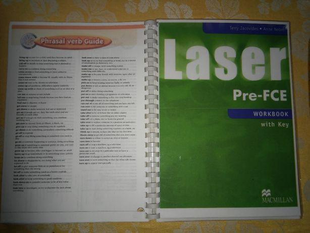 Laser Pre-FCE, учебник по подготовке к Кэмбриджскому экзамену, ЗНО