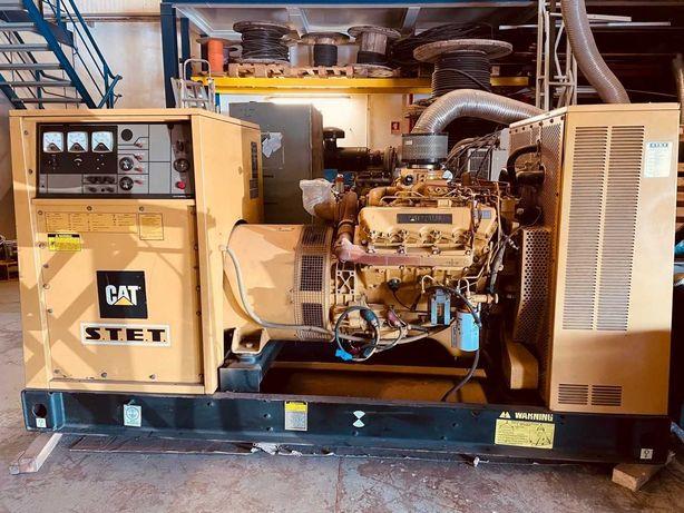Grupo gerador Caterpillar modelo 3208 de 175 kVA