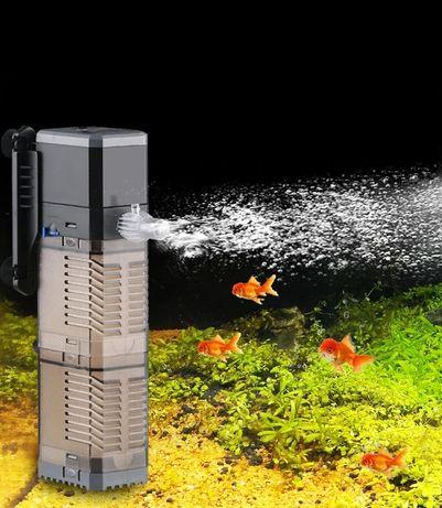 Filtro agua para aquario 900l/h