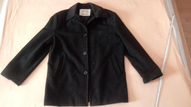 Płaszcz męski długi mało używany roz. XL