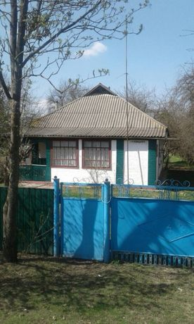 Продам газифікований будинок в с.Нове Мiсто Монастирищенського р-ну