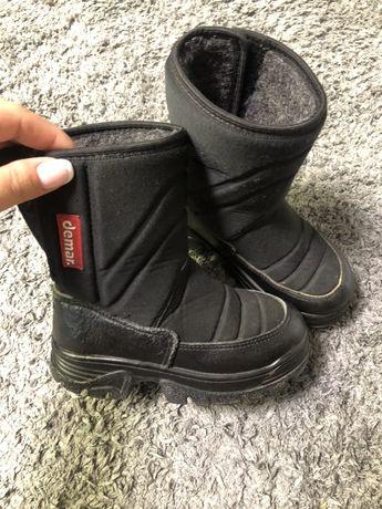 Зимові термо чоботи Demar 26 розмір