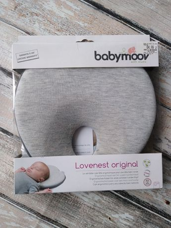 Poduszka odkształcająca główkę babymoov