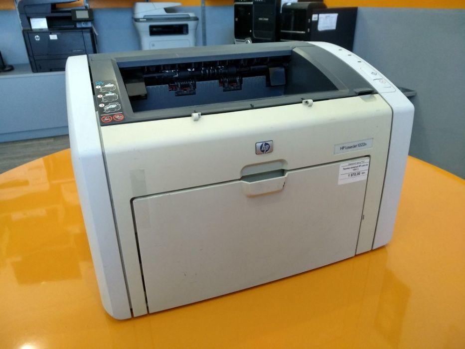 Принтер лазерный HP LaserJet 1022 (ГАРАНТИЯ)