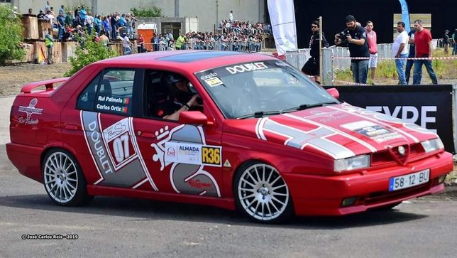 Alfa romeo 155 2.0 turbo 4x4
