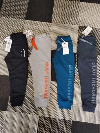 Spodnie dresowe, 5.10.15, 110-116, 122-128, nowe