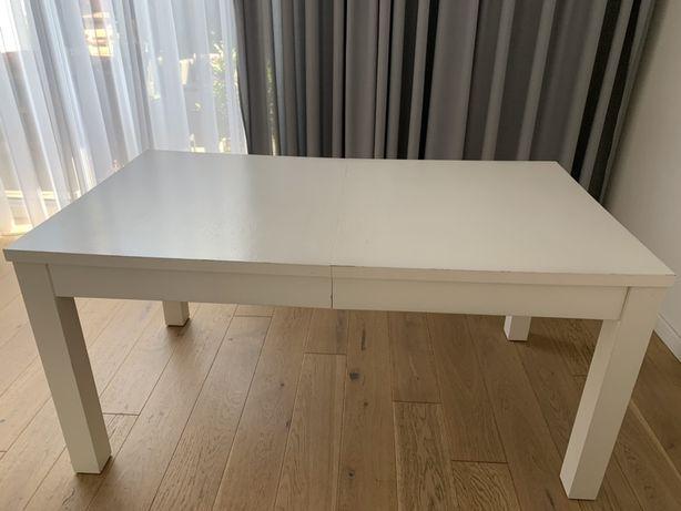 Duży stół drewniany 90x160/360