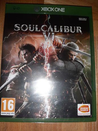 Soul calibur6 NOWA  xbox one