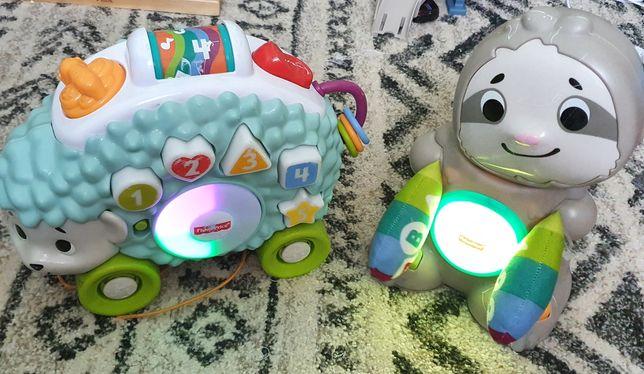 Zabawki dla dziecka.