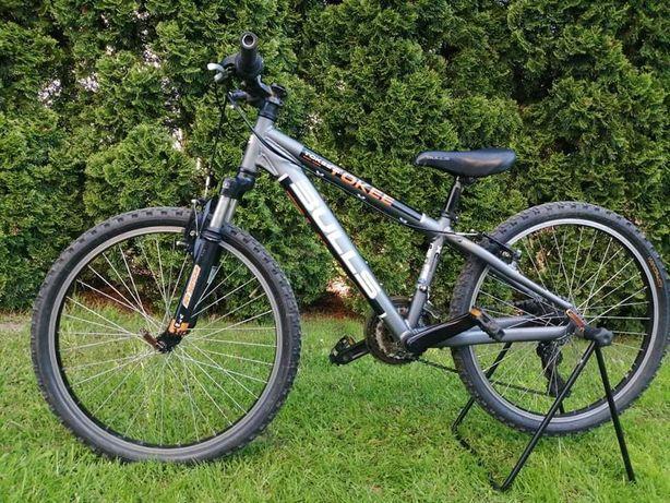 Rower BULLS 24 cale aluminiowa rama Shimano bdb stan wysyłka