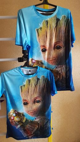 футболки :  розміри: L, 3XL