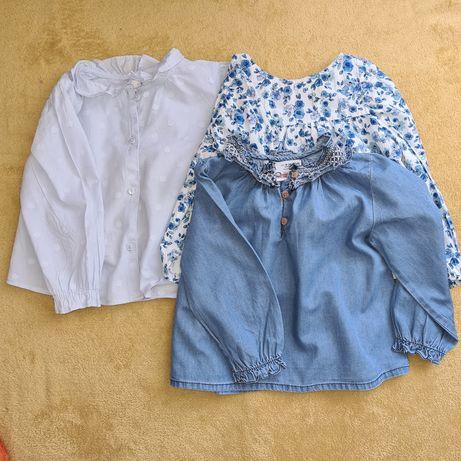 Koszula dla dziewczynki Zara 92